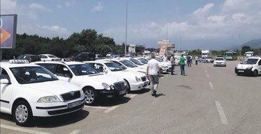 Taksisti Budva