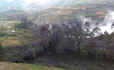 Vulkan, Indonezija
