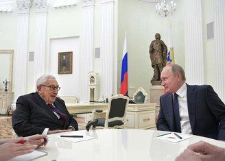 Henri Kisindžer, Vladimir Putin
