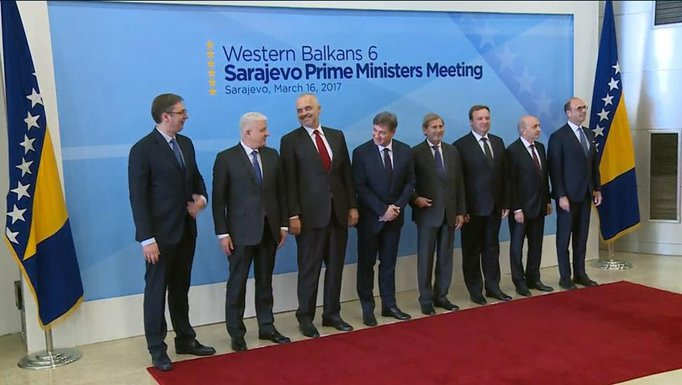 Zapadni Balkan Sarajevo