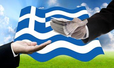 Grčka, pozajmica, pare