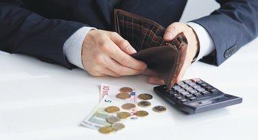 novac, kriza