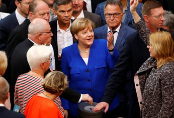 Njemačka, Angela Merkel, gej brakovi, istopolni brakovi