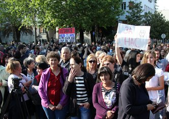 protest majke