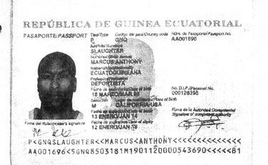 Markus SLoter pasoš