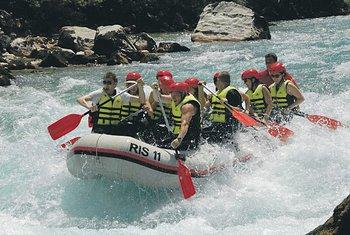 rafting Piva