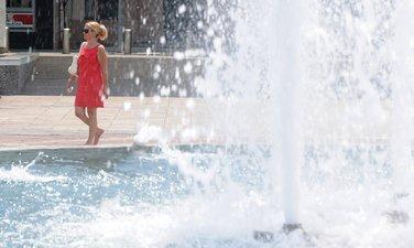 Podgorica, vrućina, ljeto