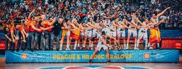 Košarkašice Španije