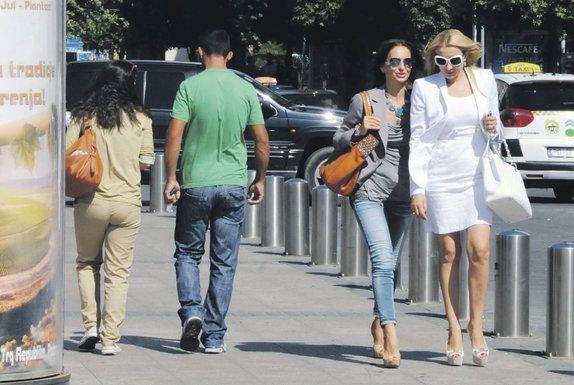 Podgorica šetnja