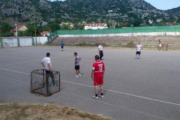 Poligon malih sportova na Cetinju