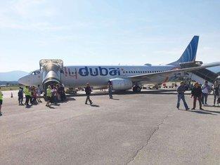 tivatski aerodrom arapi
