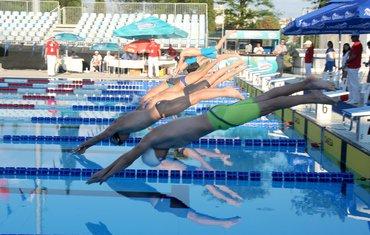 Montenegro open 2015 plivanje