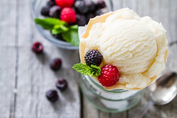 sladoled od vanile