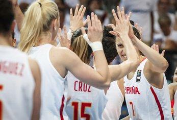 španske košarkašice