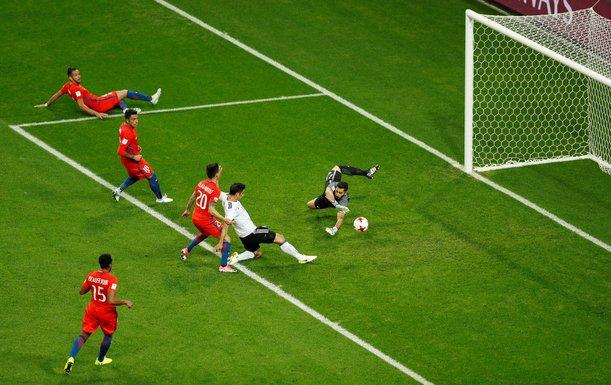 Njemačka - Čile