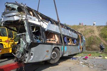 Njemačka autobus udes