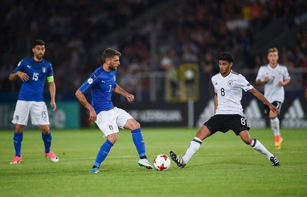 Italija - Njemačka U21