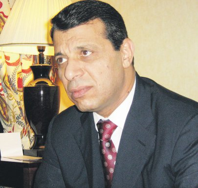 Muhamed Dahlan (Novina)