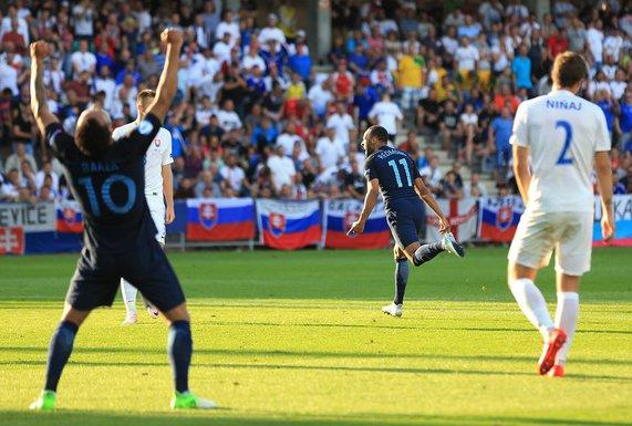 Slovačka - Engleska U21
