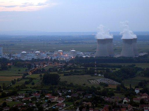 Nuklearni reaktor Bugej, Francuska