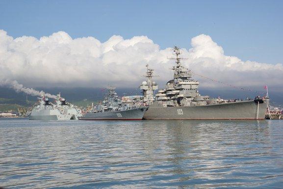 Ruski brod, kineski brod
