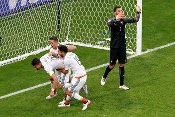 Portugal - Meksiko Kup konfederacija
