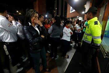 Bogota napad