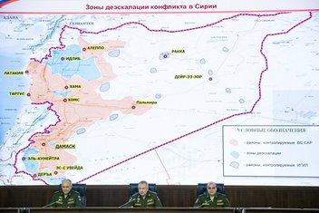 Sirija sigurne zone