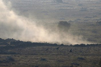 Sirija, Golanska visoravan