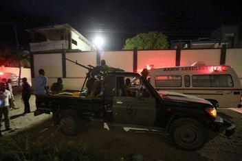 Mogadišu, vojska