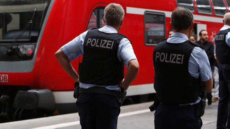 Minhen policija, Njemačka policija
