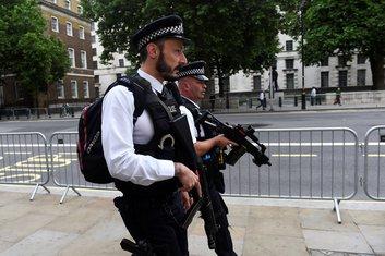 policija, London