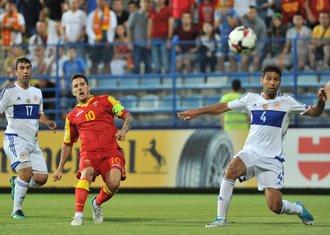 Crna Gora - Jermenija