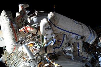Astronauti u svemiru