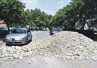 Šljunak, Jerevanska ulica