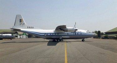 Avion Y-8, Majnmar