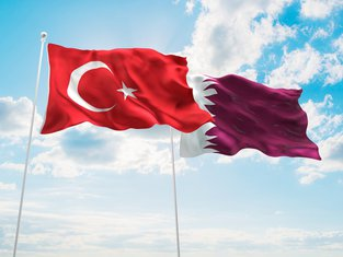 Turska, Katar