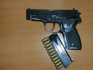 Pištolj CZ 99, municija
