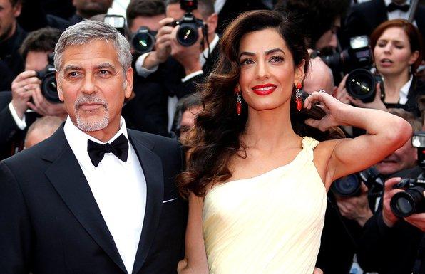 Džodrž Kluni, Amal Kluni