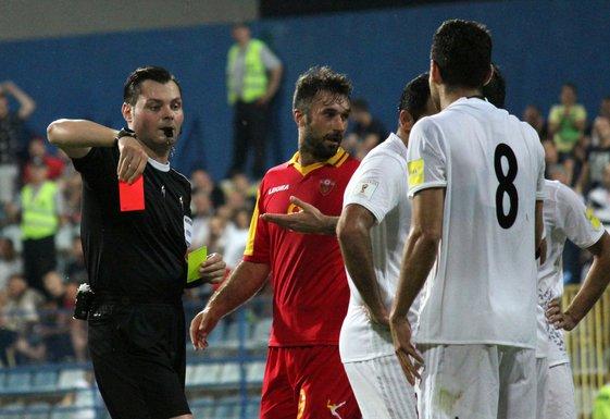 Crna Gora - Iran