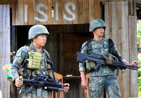 Filipini, Islamska država