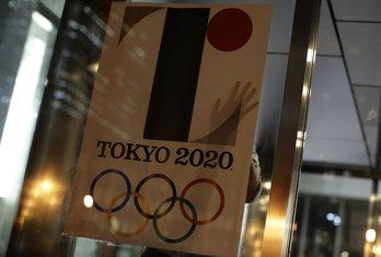 Kontroverzni logo Tokio 2020.