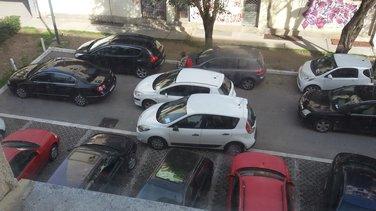 Blokiranje parkinga