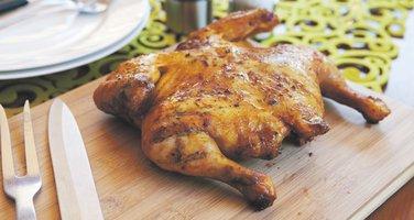 piletina, pečena piletina