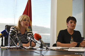 Vesna Daković, Biljana Blečić
