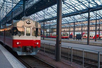 Željeznica, Vozovi Evropa