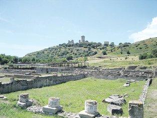 Elejske ruševin