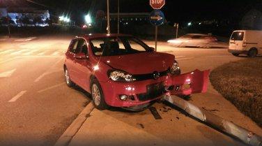 saobraćajna nesreća NIkšić