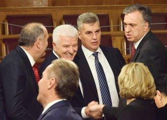 Duško Marković, FIlip Vujanović