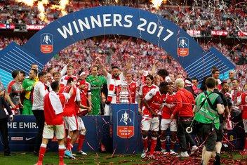 Arsenal FA kup